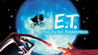 Download Lagu E.T. The Extra Terrestrial Soundtrack - 20 Escape/Chase/Saying Goodbye Mp3