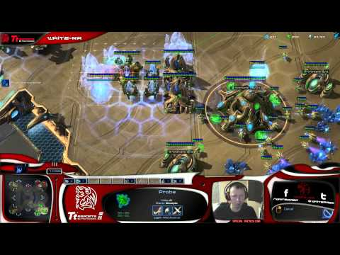 [HOTS] White-Ra [P] vs MSIJona [Z] FP VOD - May 10 2013 - PvZ on Star Station HD