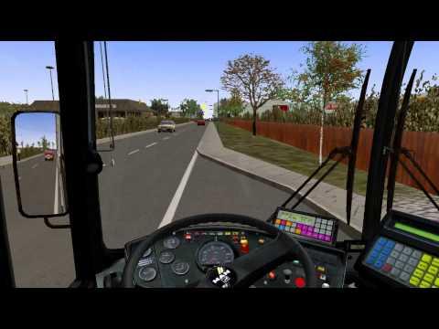 OMSI Bus Simulator - Scunthorpe Modern v2 - Route 10A