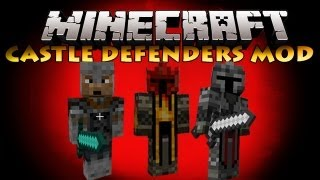 Minecraft Mods - Castle Defenders