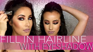 Video HOW TO MAKE YOUR HAIR LOOK FULLER WITH EYESHADOW | LADYCODE TUTORIAL MP3, 3GP, MP4, WEBM, AVI, FLV September 2018