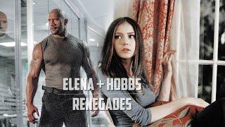 Nonton ►Elena + Hobbs || Renegades [Crossover AU] Film Subtitle Indonesia Streaming Movie Download