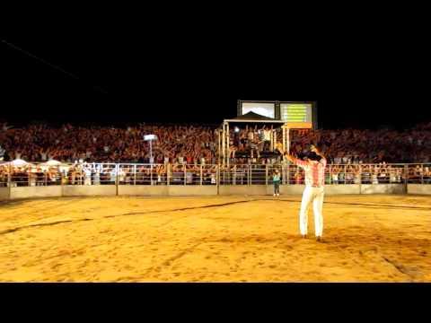Equipe César Paraná Rodeio Show em Sananduva - RS
