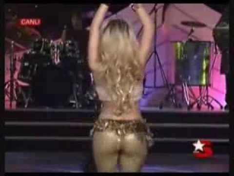 Shakira ass shake el dorado tour - 5 9