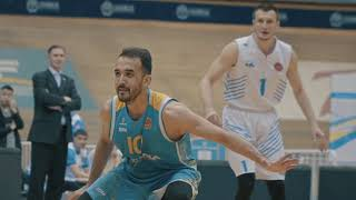 Hightlits of the match National league: «Astana» — «Sinegoryie» (Game 2)