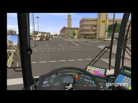 OMSI Bus Simulator - Line 56