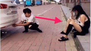 Video Funny Videos ..!!!Best of Chinese Funny Videos Whatsapp Funny Videos 2017 Part 36 MP3, 3GP, MP4, WEBM, AVI, FLV November 2017