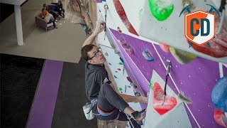 Will Bosi Training At The New Olympic Wall | Climbing Daily Ep1433 by EpicTV Climbing Daily