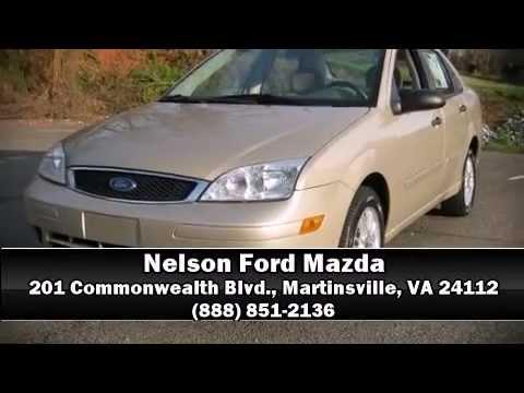 2007 Ford Focus in Southside VA - Martinsville, Danville, Roanoke, Stuart, and Greensboro NC
