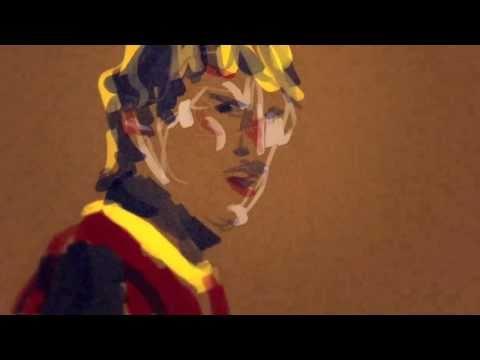 El Clásico Animation Barcelona vs Real Madrid (Richard Swarbrick)