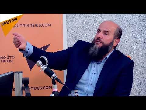 """Pogledajte gostovanje predsjednika SPP dr. Muamera Zukorlića u emisiji """"Sputnjik"""""""