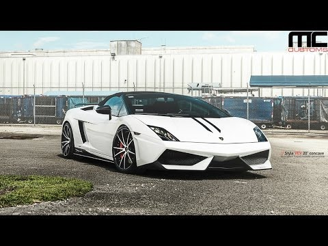 MC Customs Lamborghini Gallardo LP570-4 Performante