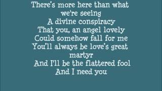 God Gave Me You - Blake Shelton (lyrics)