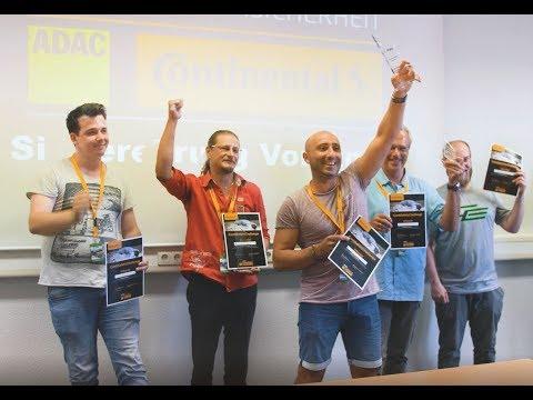 ContiSafetyChallenge 2018 - Vorrundenveranstaltung   Continental