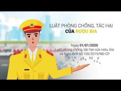 Video đồ họa An toàn giao thông 12 10 20