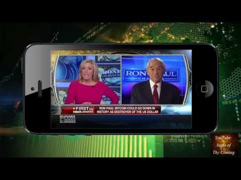 BitCoin : Ron Paul warns that the Digital Currency could destroy the U.S. Dollar (Dec 10, 2013)