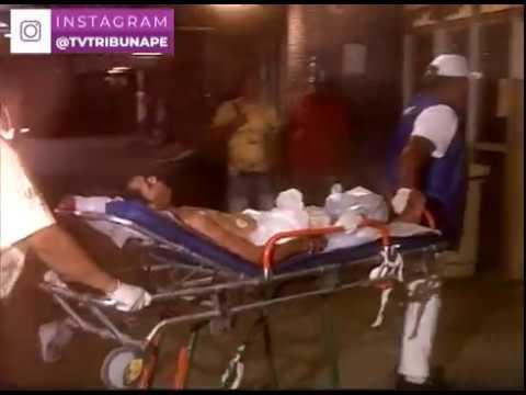 [RONDA GERAL] Homem leva tiro no ouvido durante atentado na UR-10, Ibura
