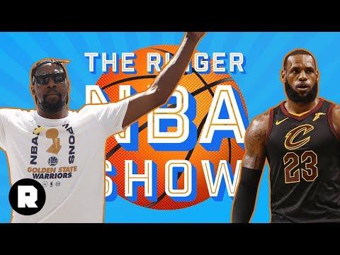 The Warriors' Wild Parade, LeBron's Offseason, and Draft Talk   The Ringer NBA Show