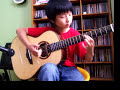 Sungha http://www.sunghajung.com plays 'Twist in my Sobriety' arranged by Ulli Boegershausen.
