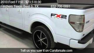 2010 Ford F150 XLT Truck - for sale in houston, TX 77037
