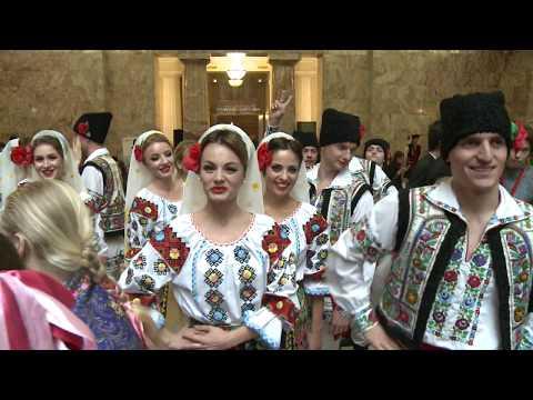 """Președintele Republicii Moldova a participat la ceremonia de deschidere a Festivalului Internațional """"Dobrovidenie"""""""