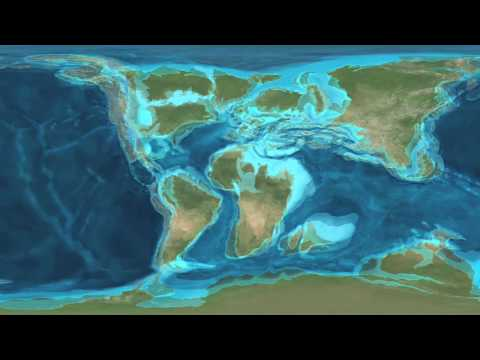 Now - Earth's landmasses were not always what they are today. Continents formed as Earth's crustal plates shifted and collided over long periods of time. This vide...