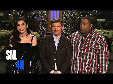 Saturday Night Live 40.09 (Promo 2 'Martin Freeman and Charli XCX')
