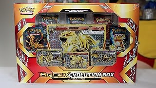 Opening A Crazy Arcanine BREAK Evolution Box!! by Unlisted Leaf