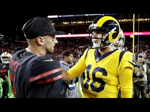 Video: Jared Goff shows he belongs with win vs. 49ers