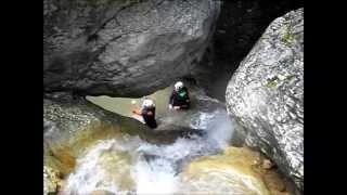 Oriol-en-Royans France  city photos gallery : Vidéo Canyon de l'Oyans, Drôme Valence Vercors, Agence l'Arpenteur 7 mai 2013