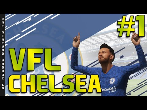 VFL Chelsea Episode 1 - FIFA 20 Pro Clubs - From Bottle to Beast