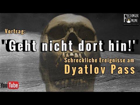 Geht nicht dort hin! Schreckliche Ereignisse am Dyatlov Pass 1959 (Vortrag 2017)