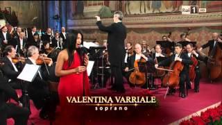 Download Lagu Anggun - Malam Kudus (Silent Night) at San Francesco Concerto di Natale ad Assisi Mp3