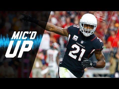 Video: Patrick Peterson Mic'd Up vs. Buccaneers