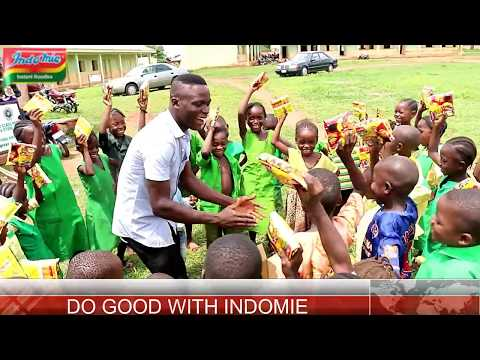 #Do good With Indomie