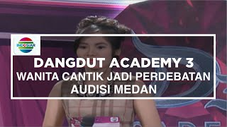 Download Video Wanita Cantik Menjadi Perdebatan Juri - Nurul Komari (Audisi DA3 Medan) MP3 3GP MP4