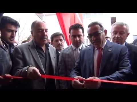 MHP Milletvekili Adayı Ümit Özker'den Refahiye Ziyareti