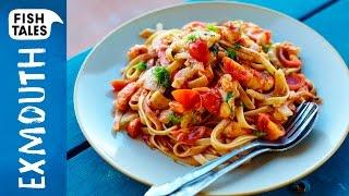 PRAWN Spaghetti | Bart van Olphen by Bart's Fish Tales