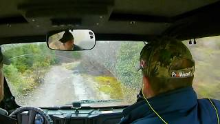 9. Polaris Ranger 570 on Rough Trail