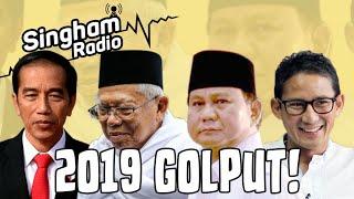 Video Kenapa Saya Memilih GOLPUT di Jokowi VS Prabowo 2019 - #RadioSingham 25 with Vincent Ricardo MP3, 3GP, MP4, WEBM, AVI, FLV Agustus 2018