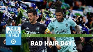 The Worst Hairstyle in MLS by Major League Soccer