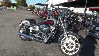 5. 328130 - 2014 Harley Davidson Dyna Low Rider FXDL - Used Motorcycle For Sale