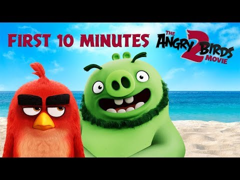 The Angry Birds Movie 2 | First 10 Minutes Of The Movie
