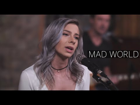 "Gary Jules  ""Mad World"" Cover by Andie Case"