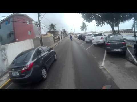 #Rolé em Olinda sentido Janga#Falando da vistoria - Sidney MotoVlog