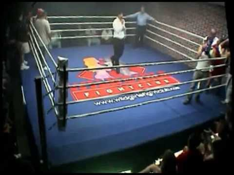 Watching My Ex Get Her Ass Kicked in the Boxing Ring (видео)