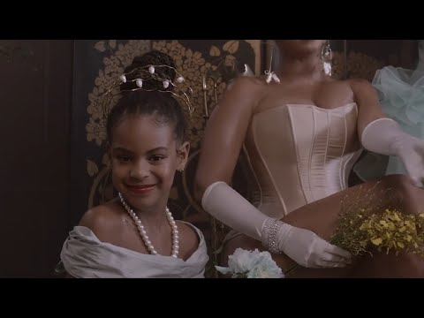 Blue Ivy Stuns In Beyoncé's 'Black Is King' Trailer