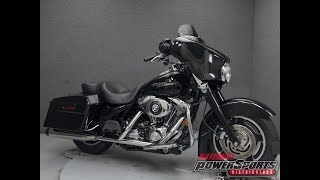 9. 2006  HARLEY DAVIDSON  FLHX STREET GLIDE - National Powersports Distributors