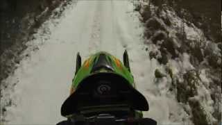 9. a ride on a 2006 arctic cat f7 efi sno pro