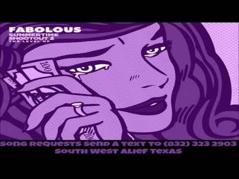 10  Fabolous   Check On Me Feat  Future x DJ Esco Screwed Slowed Down Mafia @djdoeman Song Requests